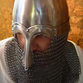 Шлем русских воинов своими руками