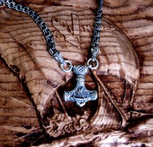 Молот Тора с цепью