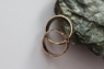 Кольцо обручальное (пара)