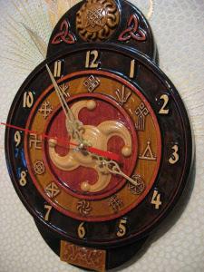 "Часы ""Символ Рода"""