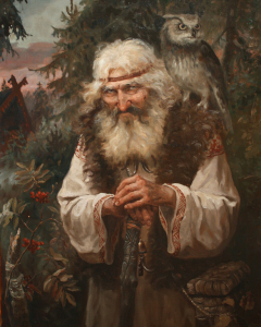 "Картина ""В глуши лесной"""