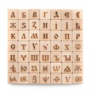 """Кубики """"Буквица"""" от 6000 руб. в интернет-магазине Велес"""