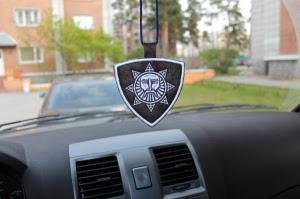 Оберег для авто - Щит Даждьбога