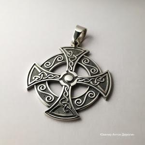 """Оберег """"Кельтский крест"""""""