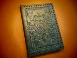 """Обложка для паспорта """"Молвинец"""""""