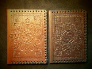 """Обложка для паспорта """"Символ Рода"""""""