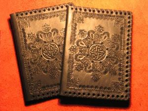 """Обложка для паспорта """"Валькирия"""""""