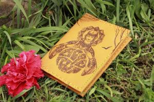 Обложка для паспорта №2