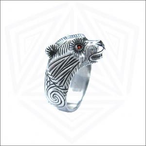 """Перстень """"Медведь"""""""