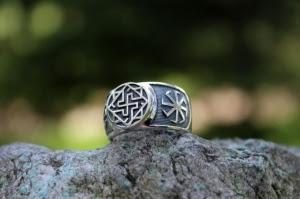 """Перстень """"Валькирия"""""""
