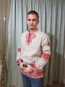 Славянская рубаха