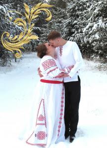Свадебные наряды от Велеса. Будьте счастливы!