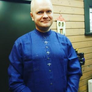 Рубаха с вышивкой на заказ