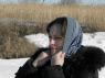 Шапка женская с обережным орнаментом