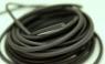 Шнур гладкий 3 мм (каучук+сребро)
