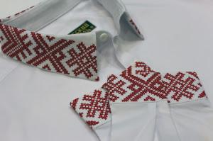 Сорочка с обережным орнаментом