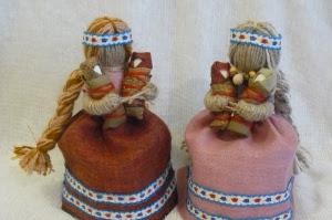 """Кукла """"Богатушка"""" от 970.00 руб. в интернет-магазине Велес"""